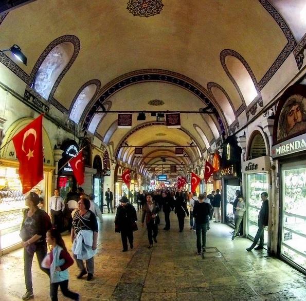 istanbulun yürüyüş rotaları